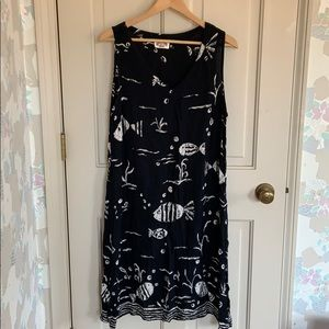 Other - Peppermint Bay Cover Up Dress Size XL
